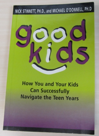 Good Kids - How you and your kids can successfully navigate the teen years