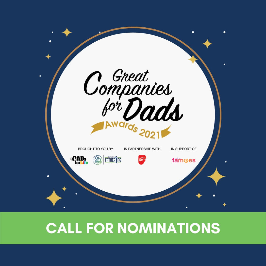 great companies for dads awards singapore